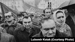 Любош Котек (1982 - 1989 гг.) Чехословакия