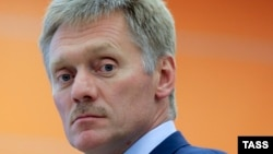 Kremliň metbugat wekili Dmitriý Peskow.