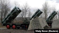 Rusiyanın S-400 raketləri Kalininqradda