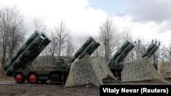 Russiýanyň S-400 ýer-asman gorag ulgamy