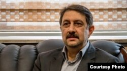 Hossein Salimi, head of Allameh Tabatabaei University in Tehran, Iran