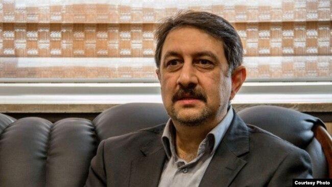 Hossein Salimi, head of Allameh Tabatabaei University in Tehran, Iran