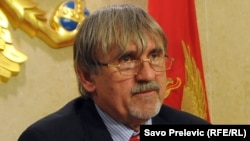 Ivan Kalezić saopštava preliminarne izborne rezultate