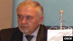 Российский сопредседатель Минской группы ОБСЕ Юрий Мерзляков