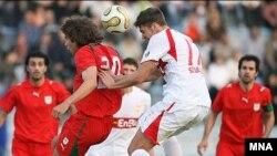 تیم ملی فوتبال ایران توانست با نتیجه یک برصفر بر اشتوتگارت آلمان غلبه کند