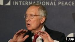 Лидерот на демократите во американскиот Сенат Хери Рид