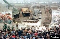 Східний Берлін, 12 листопада 1989 року