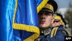 Pjesëtarë të Forcës së Sigurisë së Kosovës.