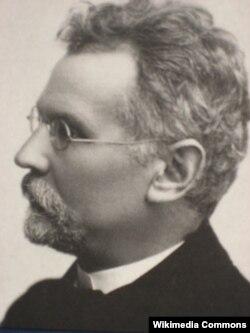 Polyak yazıçı Boleslaw Prus (1847-1912).