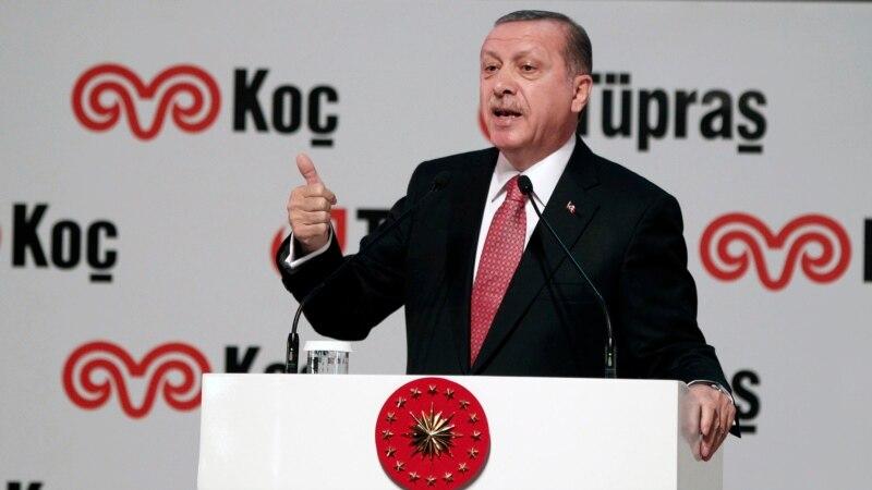Эрдоган назвал законным процесс против его оппонентов