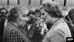 Маргарет Тетчер: фотографії «залізної леді»