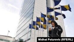 Još nije jasno ko bi mogao formirati vlast u BiH: Zgrada državnih institucija BiH u Sarajevu