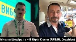 Під час президентських виборів Микита Шефір працював у команді кандидата Володимира Зеленського