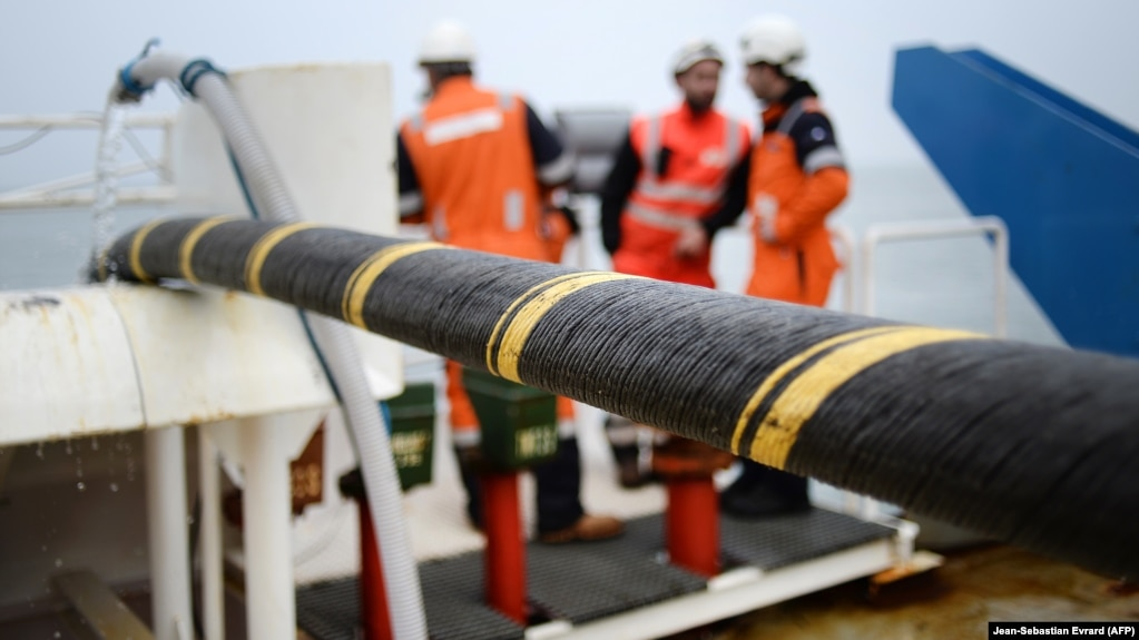 Explainer: How Vulnerable Are Undersea Cables That U S  Says