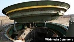 Ілюстративне фото. Вихід з пускової шахти МБР РТ-23УТТХ, Музей ракетних військ стратегічного призначення, смт Побузьке