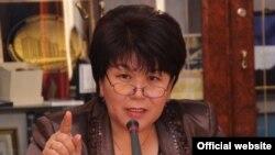 Айнура Кенжебаева