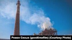 Промышленная зона в Усолье-Сибирском (архивное фото).