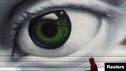 В последние годы жизнь смотрит на греков с грустью. Граффити в бедном районе Афин