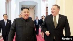 Лицом к событию. Миру грозят ракеты Кима?