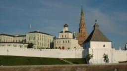 Tatarstan -- Kazan -- Suyumbike tower