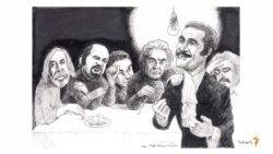بازخوانی داستان قتل فریدون فرخزاد در میهمانی جنتی عطایی