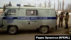 Полицейская операция в Дагестане (архивное фото)