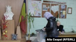 A turnout of at least one third of Chisinau's voters was needed for the referendum to be considered valid.