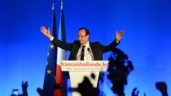 Fransiýanyň täze saýlanan prezidenti Fransua Olland
