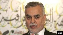 نائب رئيس الجمهورية العراقي طارق الهاشمي