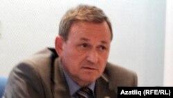 Федераль стастистика хезмәтенең Татарстан бүлеге башлыгы Валерий Кандилов