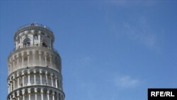 Пізанська вежа і собор Дуомо