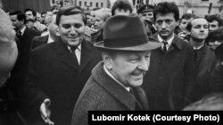 Çexoslovakiya Kommunist Partiyası Mərkəzi Komitəsinin keçmiş baş katibi Miloš Jakeš