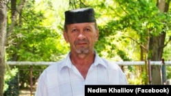Недім Халілов