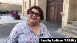 Khadija Ismayilova has reported extensively on alleged corruption by the family of Azerbaijani President Ilham Aliyev and his family.