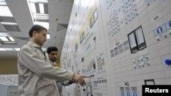 Nuklearno postrojenje, Iran