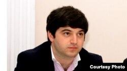 Әзербайжан көлік министрінің ұлы Анар Мамедов.