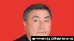 Камчыбек Узакбаев.