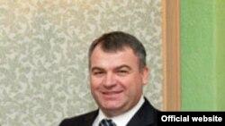 Бывший министр обороны России Анатолий Сердюков