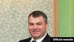 Экс-министр обороны России Анатолий Сердюков