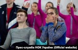 Артем Даренський та Софія Нестерова
