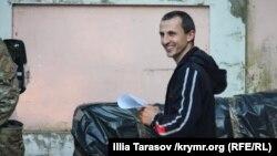 Сервер Мустафаєв після затримання, 22 травня 2018 року