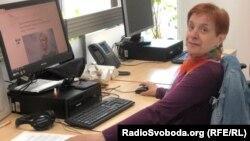 Богдана Костюк працювала на Радіо Свобода з кінця 1995 року