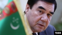 Turkmen President Gurbanguly Berdymukhammedov ordered unprecedented snap military exercises at the end of March.