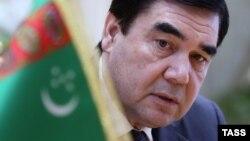 Действующий президент Туркмении Гурбангулы Бердымухамедов