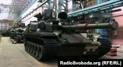 Завод Малишева, де виробляють танк «Оплот», Харків