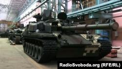 Виробництво танку «Оплот» у Харкові