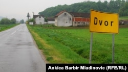 Croatia - Dvor is a town and a municipality in central Croatia, both Croatia and Serbia have launched an investigation of war crimes committed 1995th in Dvor, 27Apr2011.