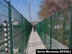 Административная граница Крыма.