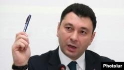ՀՀ ԱԺ փոխնախագահ Էդուարդ Շարմազանով, արխիվ