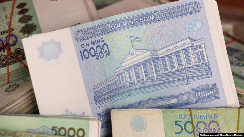 Uzbekistan Devalues Currency As It Emerges From Decades-Long Isolation
